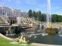 Открыты фонтаны в Петергофе!